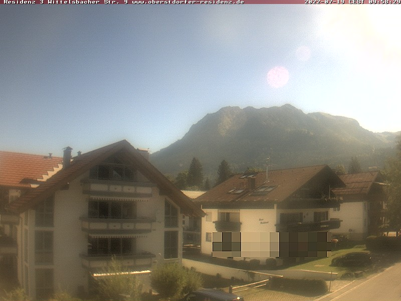 Webcam Residenz 1